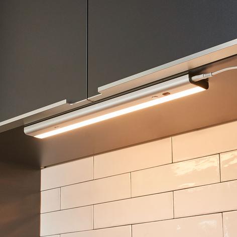 Lámpara bajo armario LED Devin con interruptor