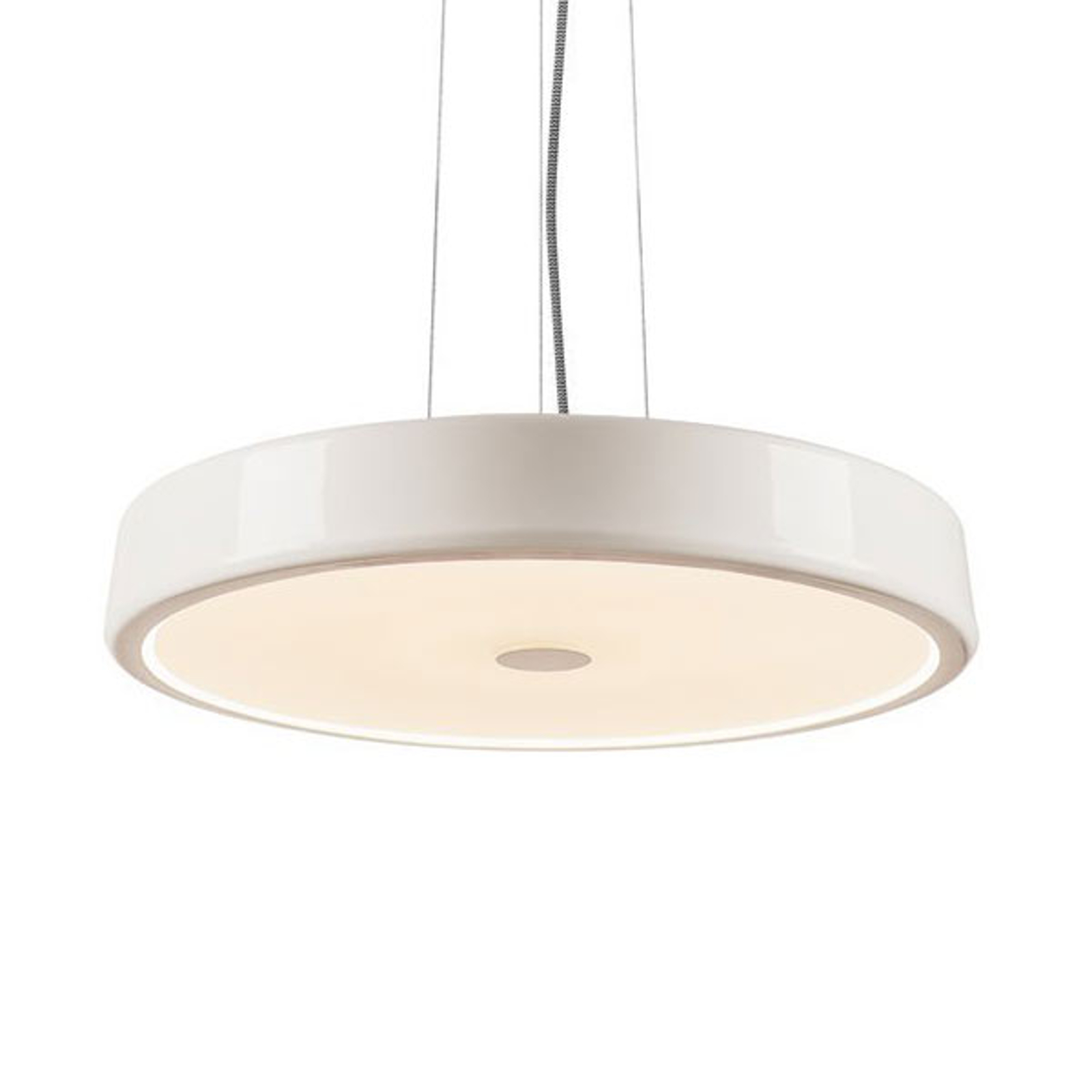 SLV Sphera LED-Hängeleuchte, dimmbar, Ø 45 cm