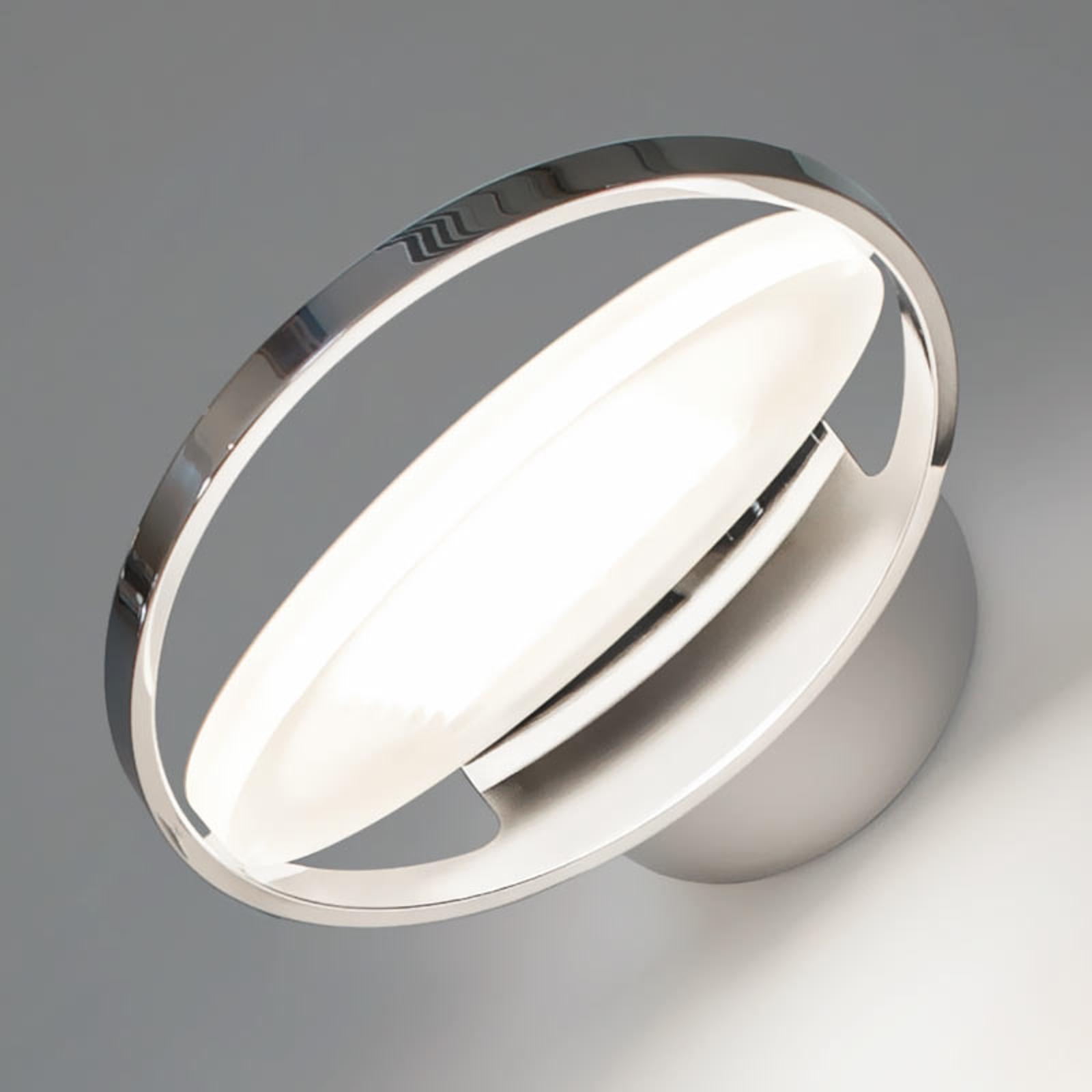 Nimbus Rim R 36 applique LED, chromé