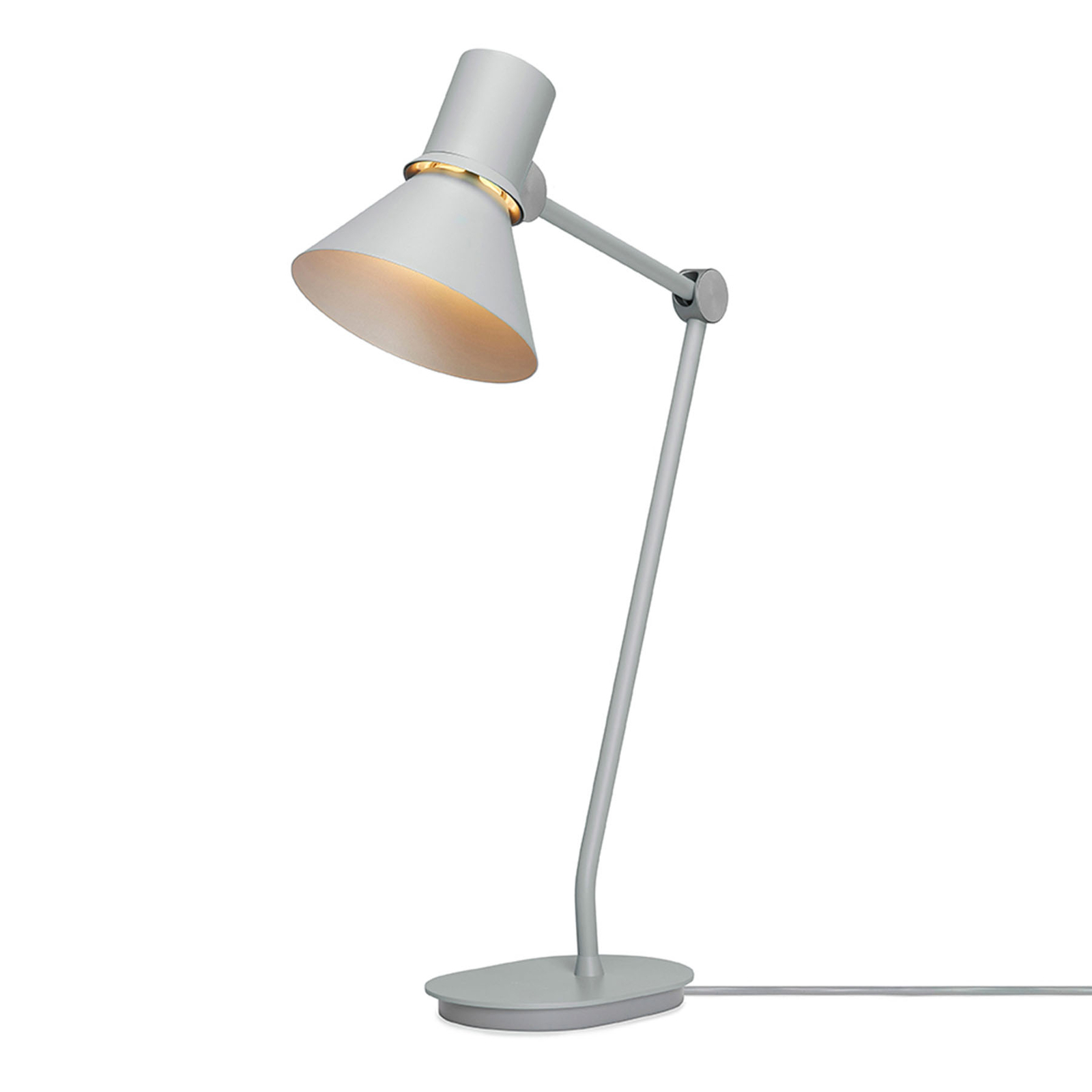 Anglepoise Type 80 lampe à poser, gris brume