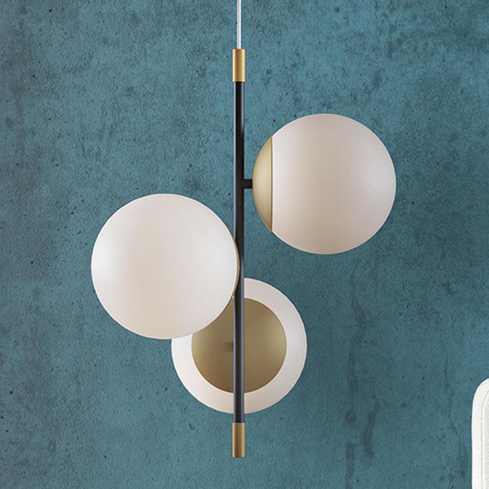 Hanglamp Nostalgia, 3-lamps