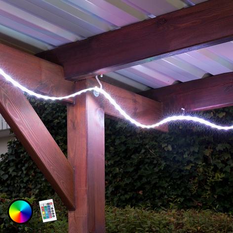 Tira LED RGB Ora para exteriores con FB, 500 cm