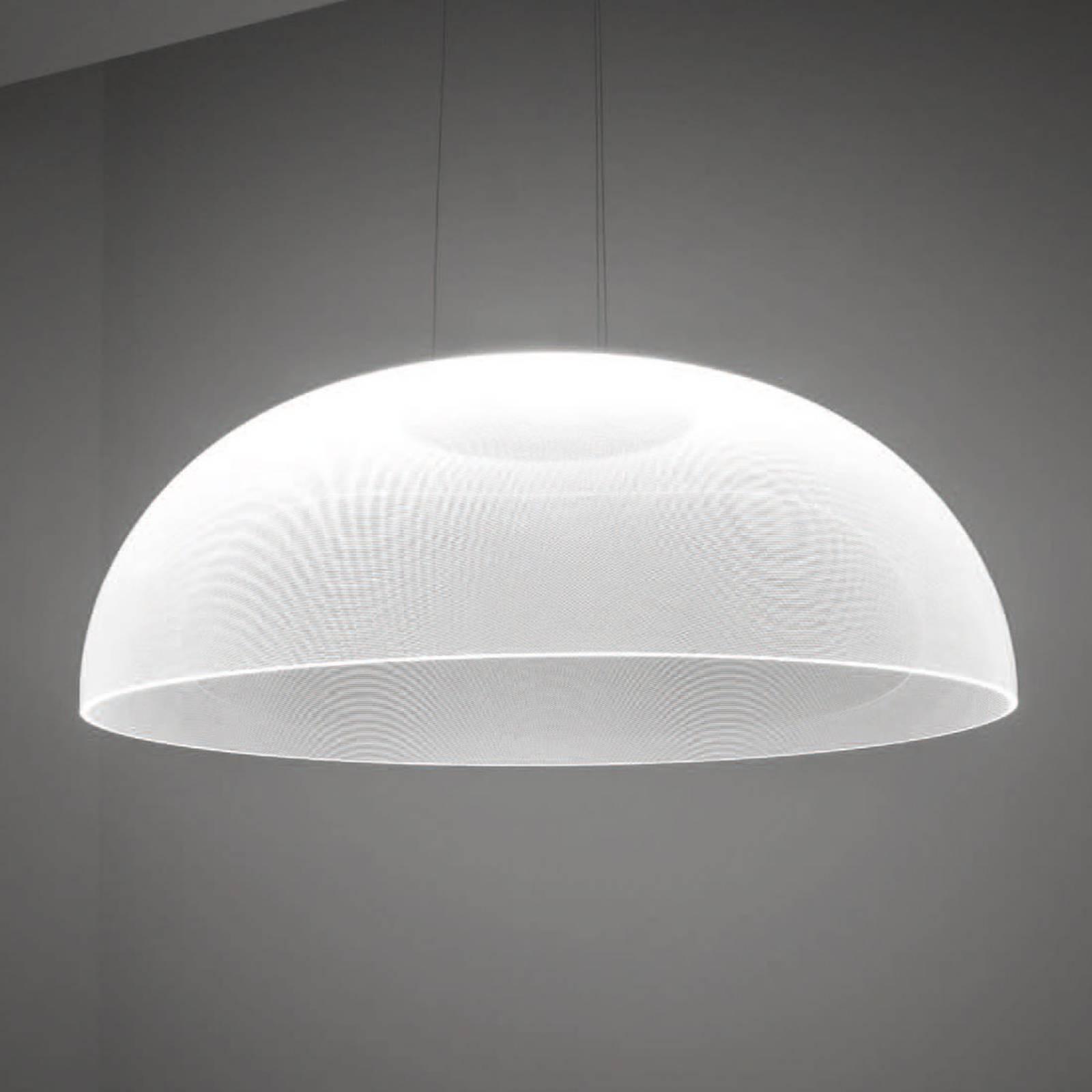 Lampa wisząca LED Demì, ściemnianie DALI