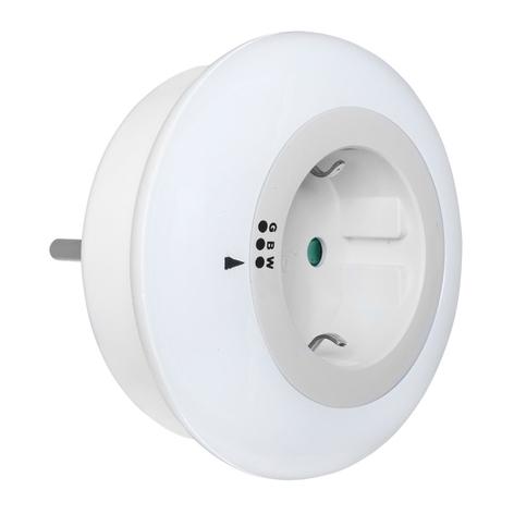 LED nachtlamp Liv met kleurveranderingsfunctie