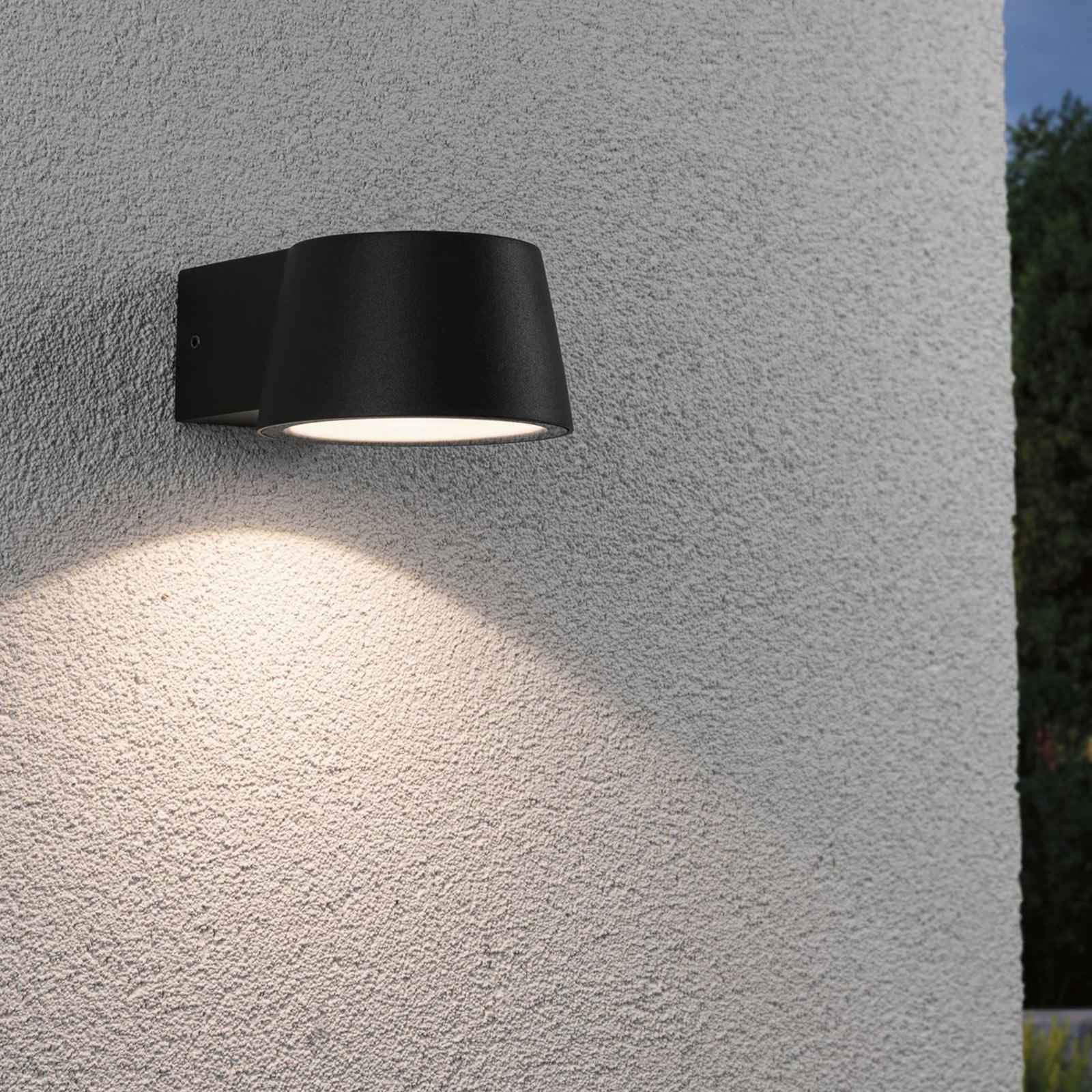 Paulmann Capea udendørs LED-væglampe