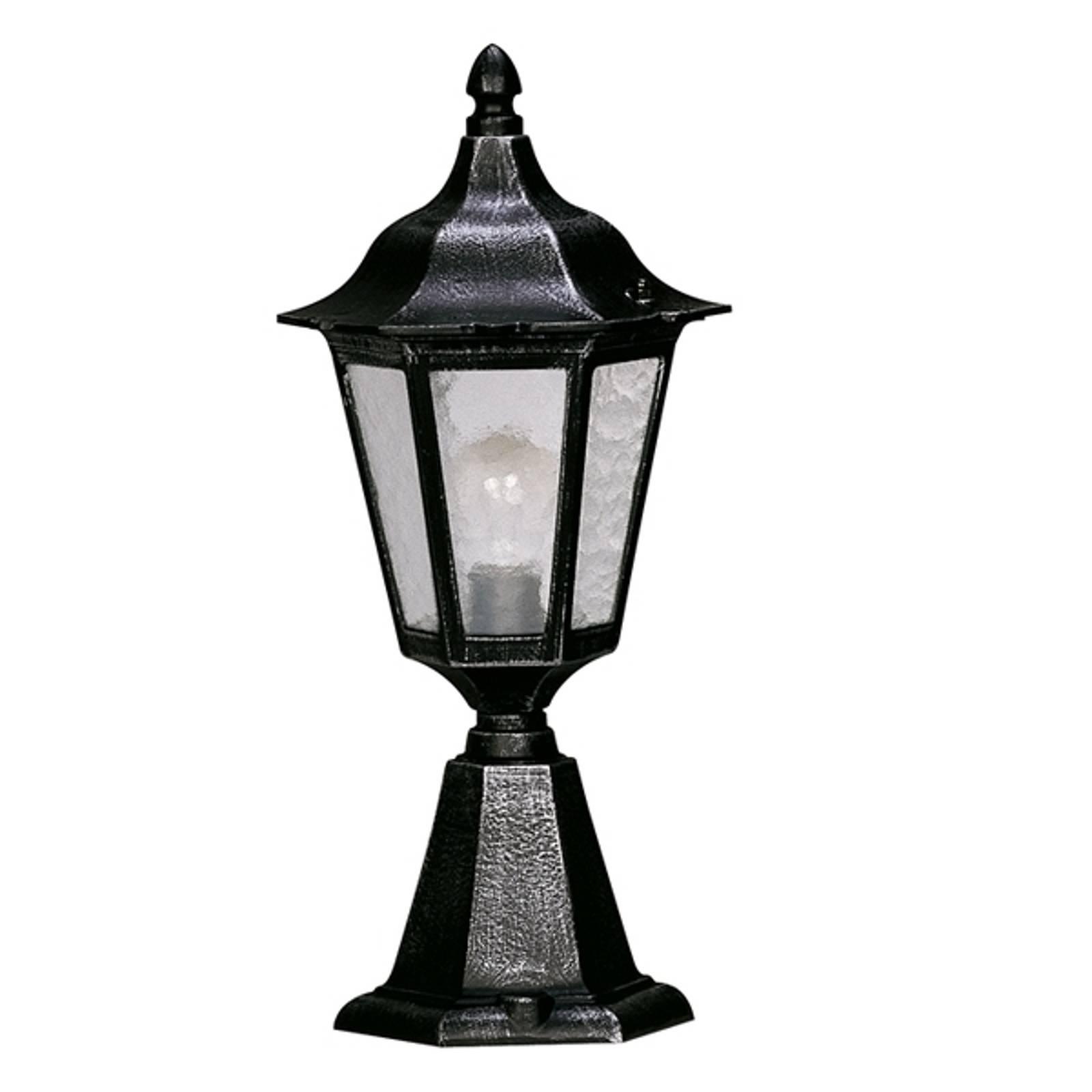 Luminaire pour socle tendance 0541 noir