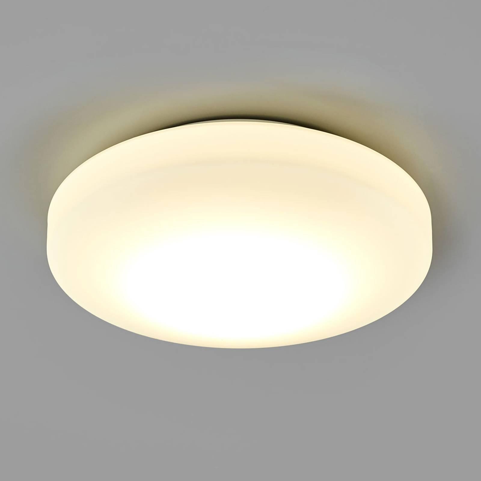 LED-Bad-Deckenleuchte Malte aus Opalglas