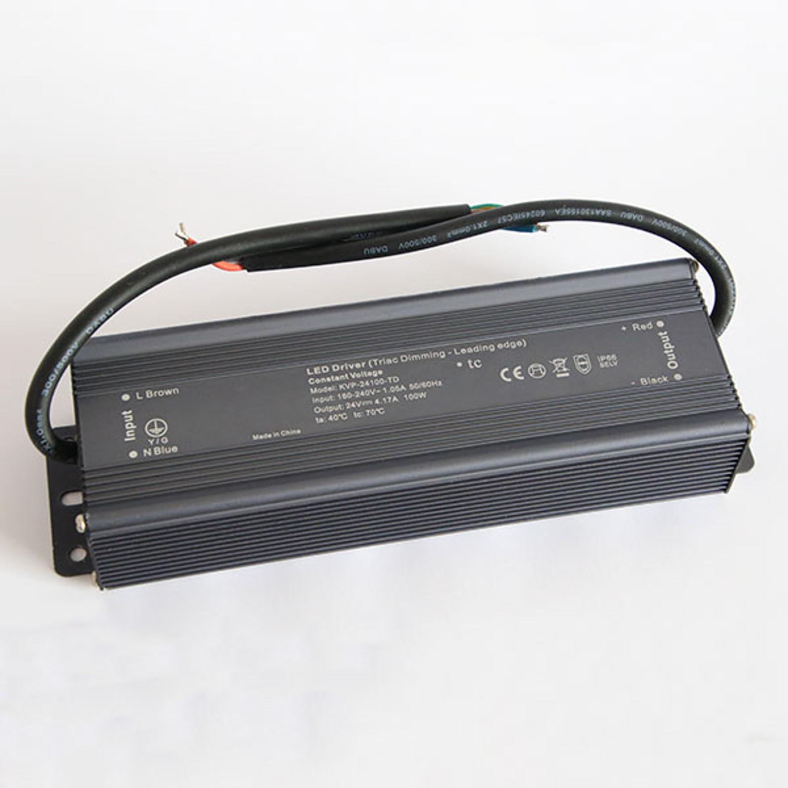 Schaltnetzteil TRIAC dimmbar IP66 LED 80 W