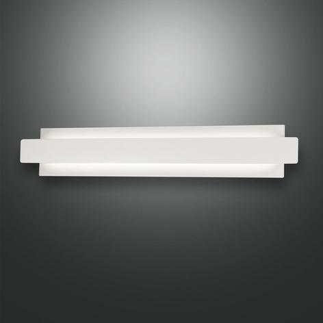 Applique LED Regolo con fronte metallico