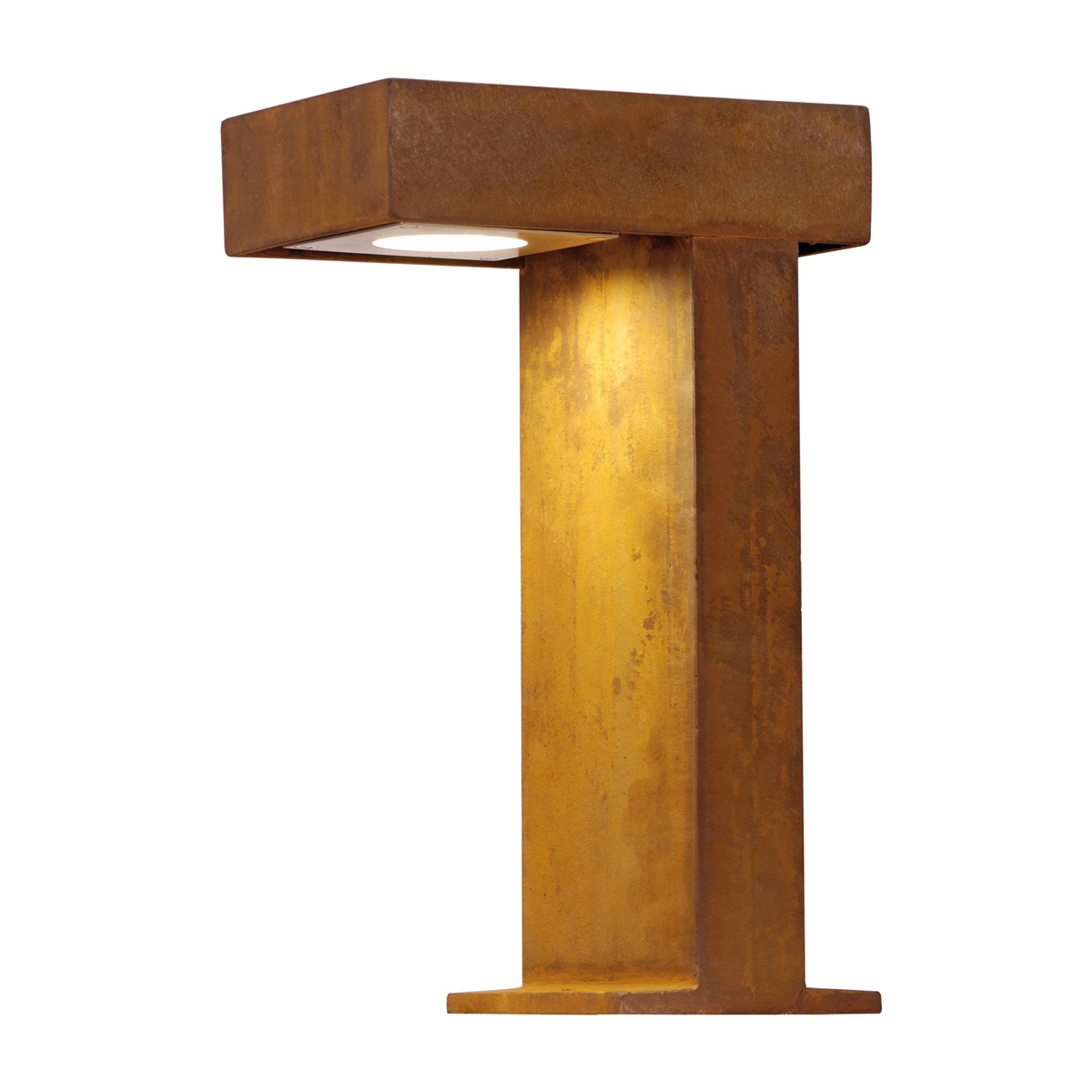 Luminaire pour socle RUSTY PATHLIGHT