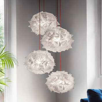 Slamp Veli Mini Quartet Couture lámpara colgante