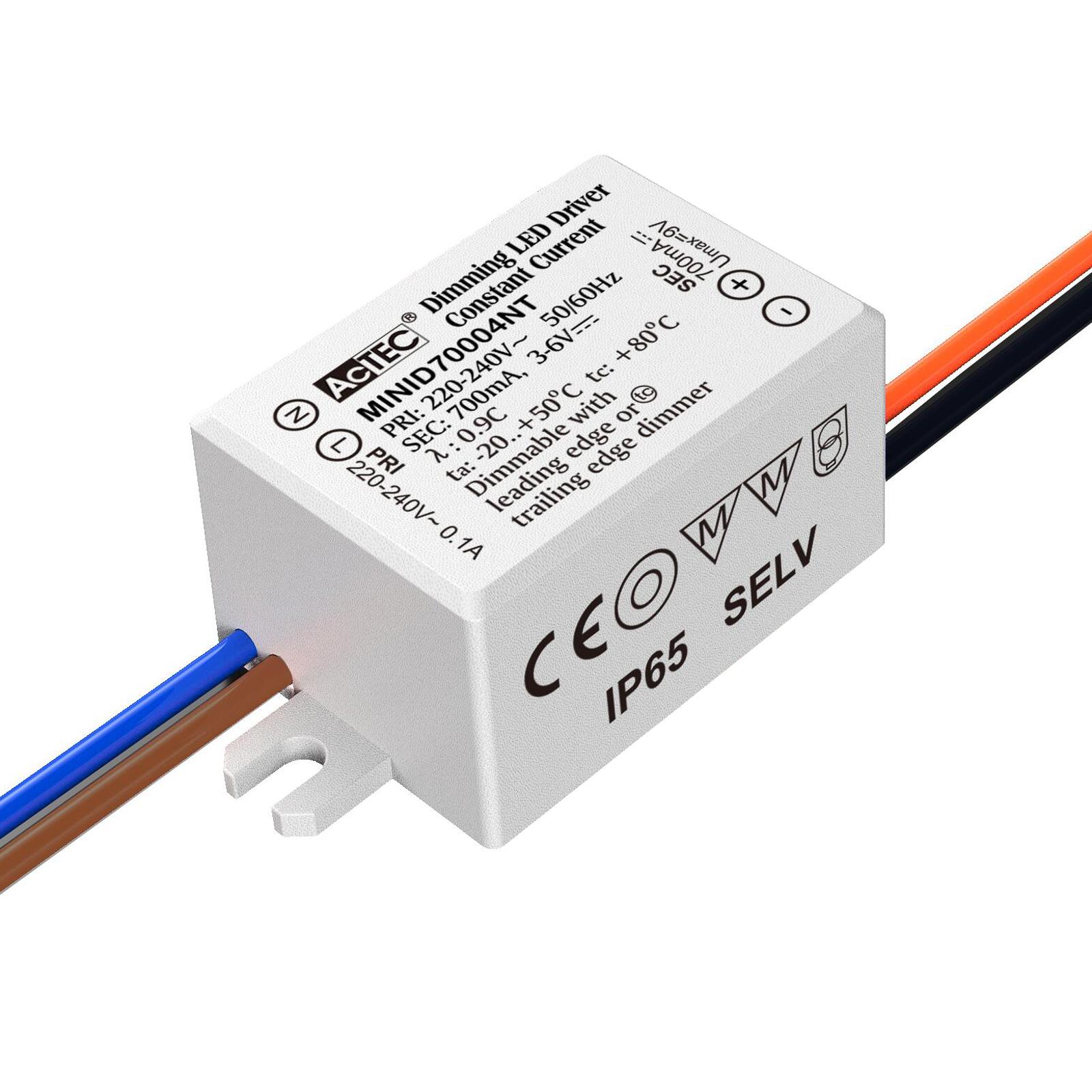 SLC Konstantstrom-Treiber 3 - 6 V, 3 - 6 W