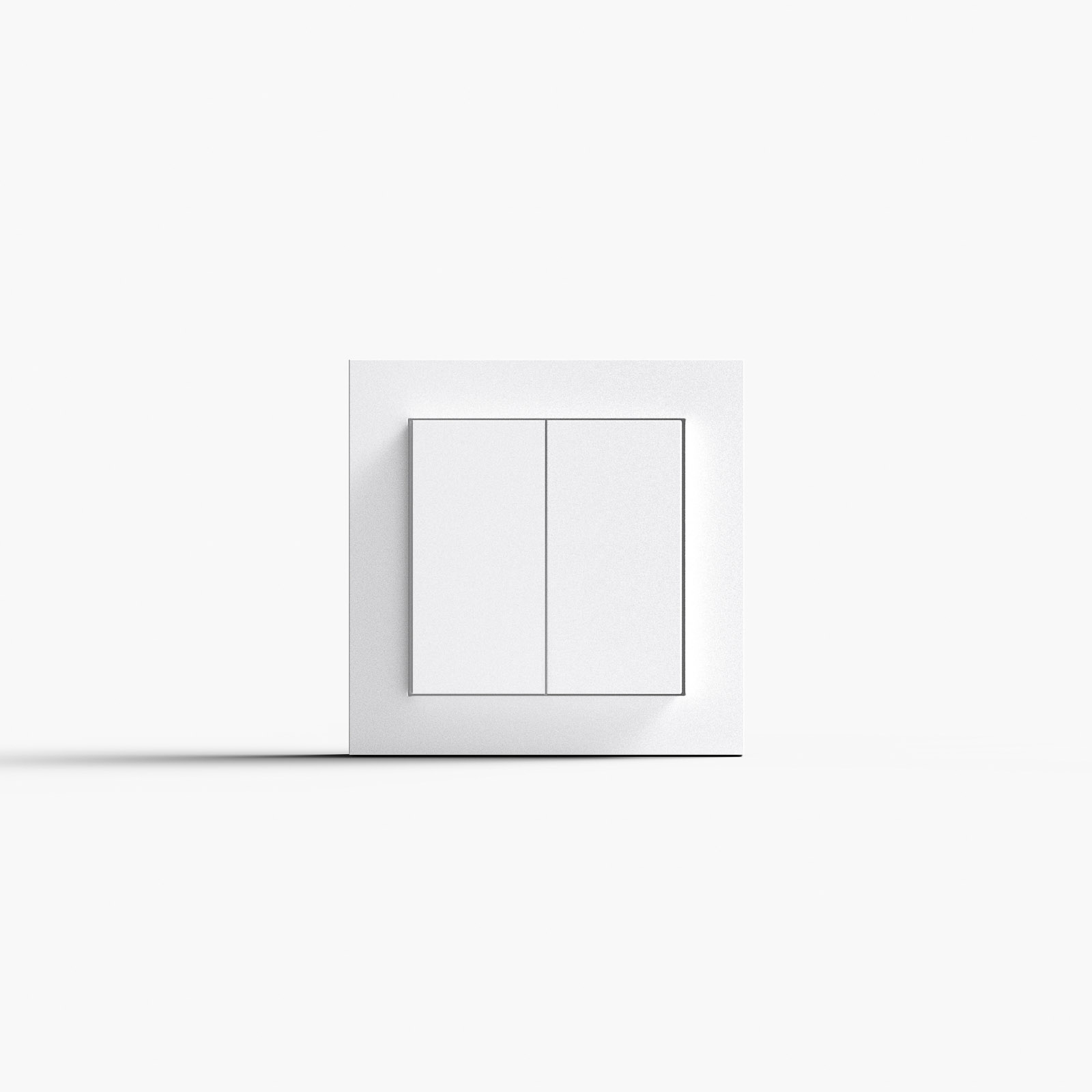Senic Smart Switch Philips Hue 3-er, weiß glänzend