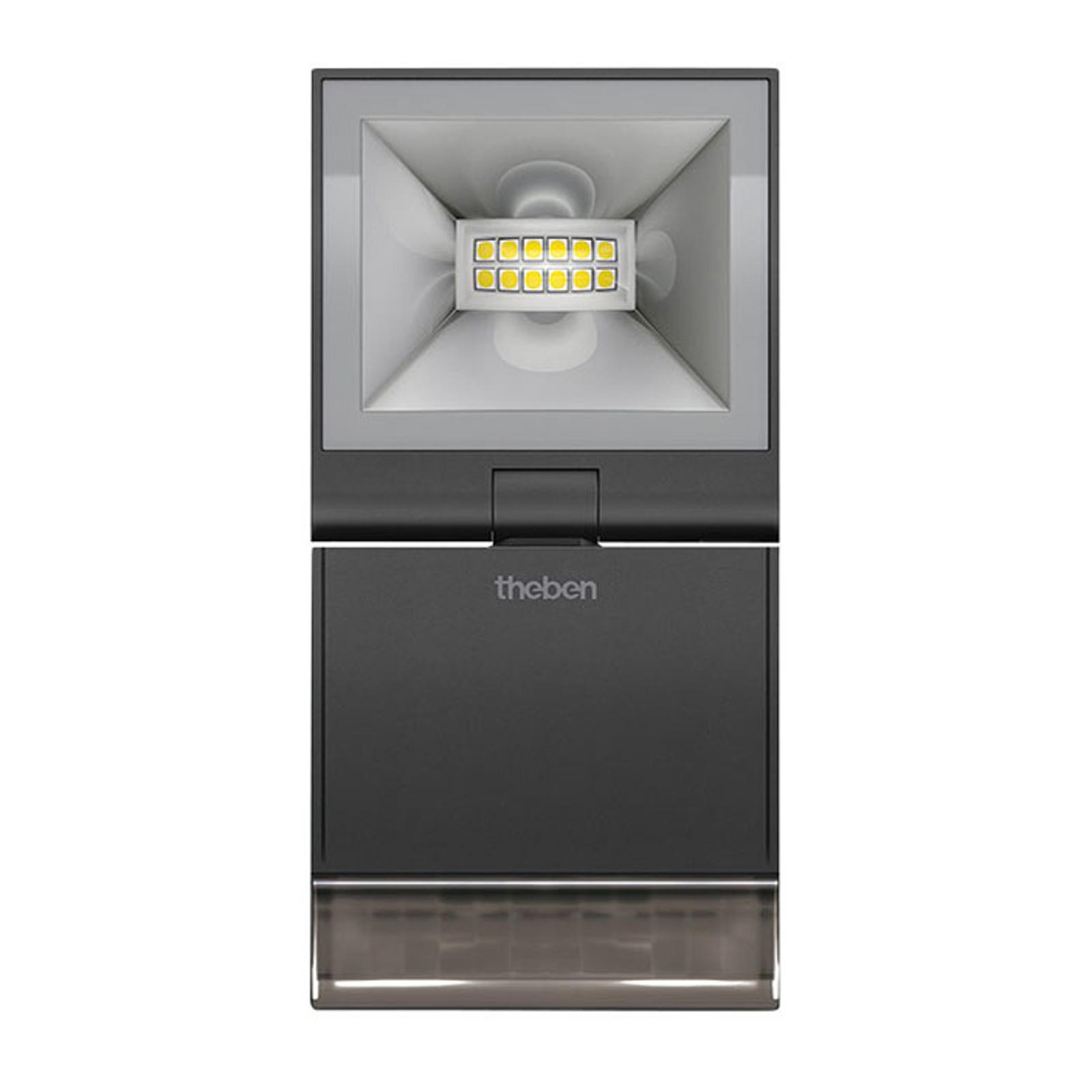 Theben theLeda S10 1 lampe capteur 4000K noir