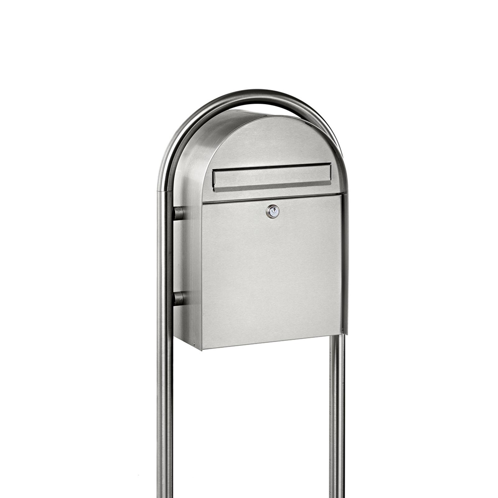 Edelstahl-Rundbogenständer 3685 Ni 36,3 cm