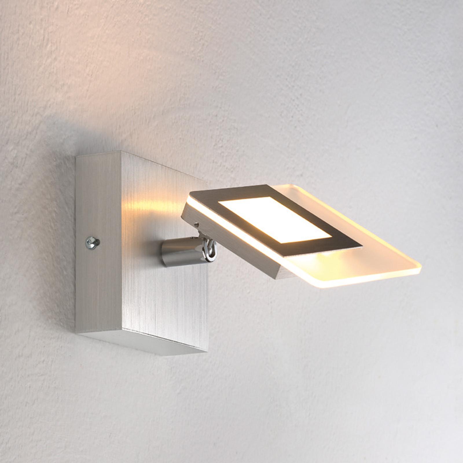Moderno spot LED da parete Line
