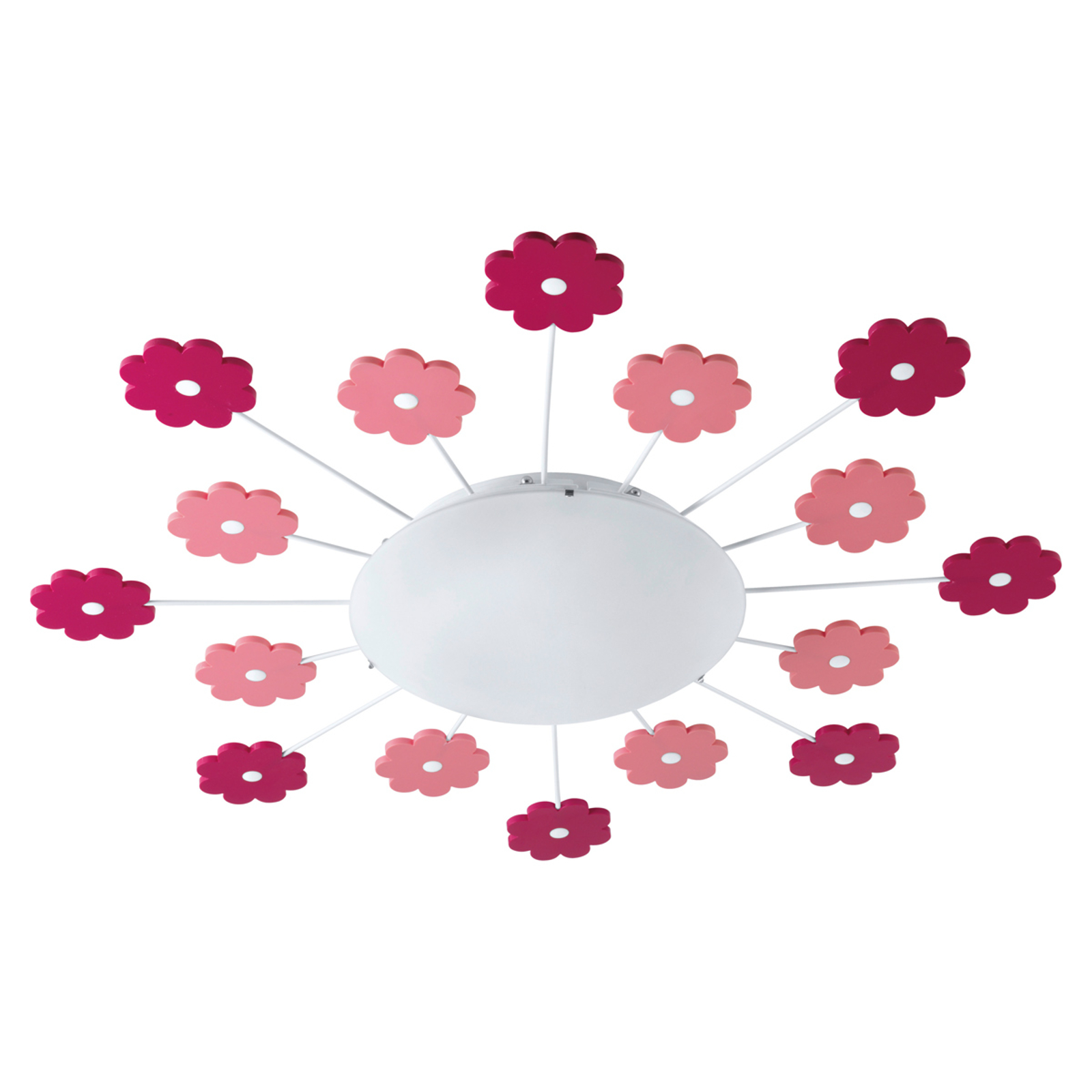 Leuke plafondlamp Viki 2