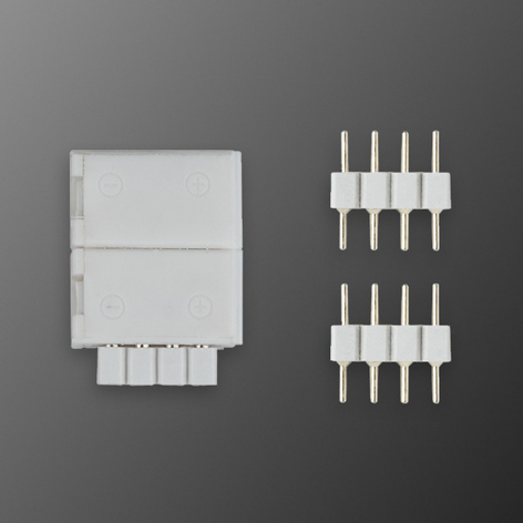 Paulmann YourLED Eco Clip-to-YourLED Connector 2er