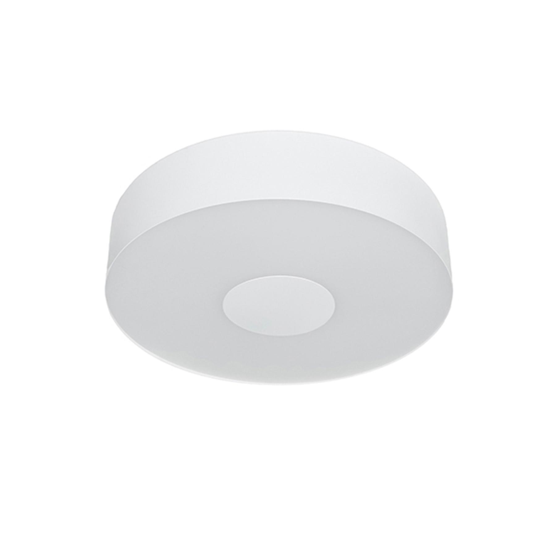 LED-Deckenleuchte Cleopatra Ø 30 cm weiß