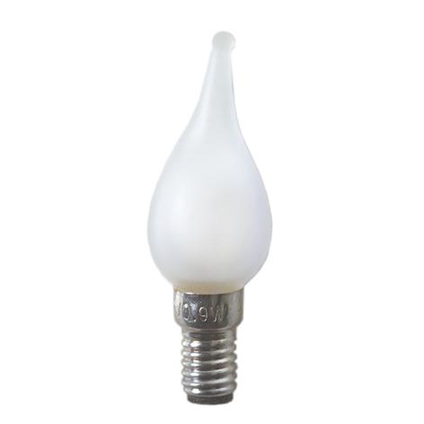 12V lampki E6 0,9W  do świecznika NV 3 szt.