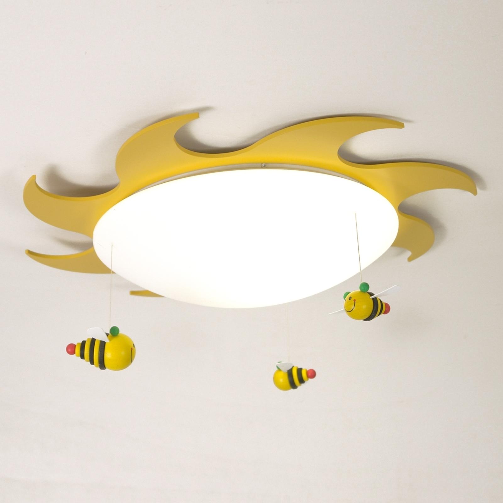 Czarująca lampa sufitowa SUM SUM