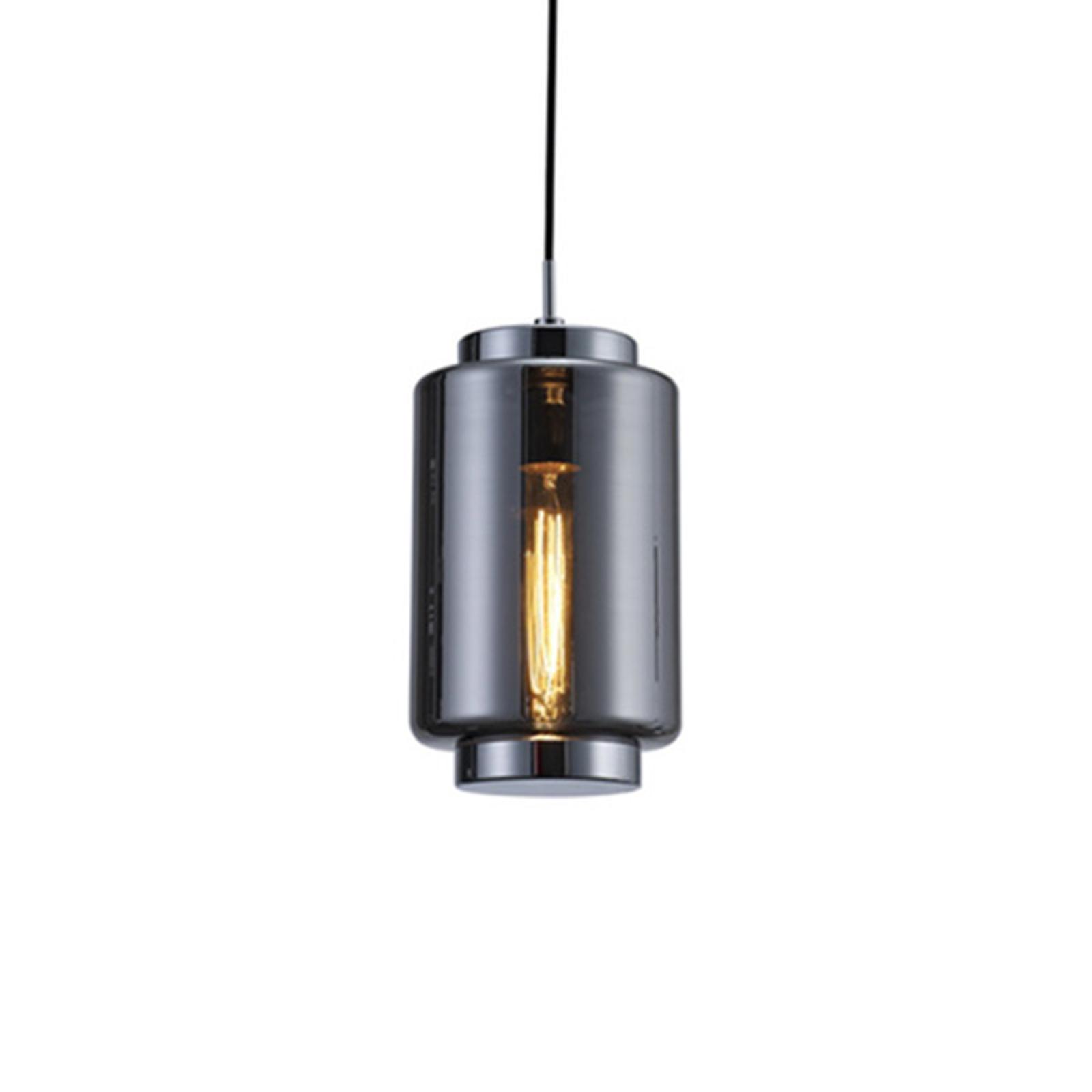 Hanglamp Jarras hoogte 34,5 cm, chroom