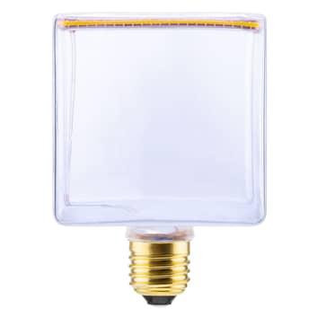 SEGULA LED cube Floating 86 E27 8W blanc chaud