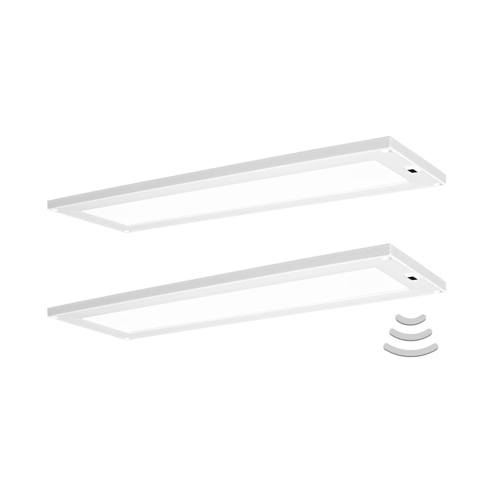LEDVANCE Cabinet Panel benkarmatur 30x10cm 2er
