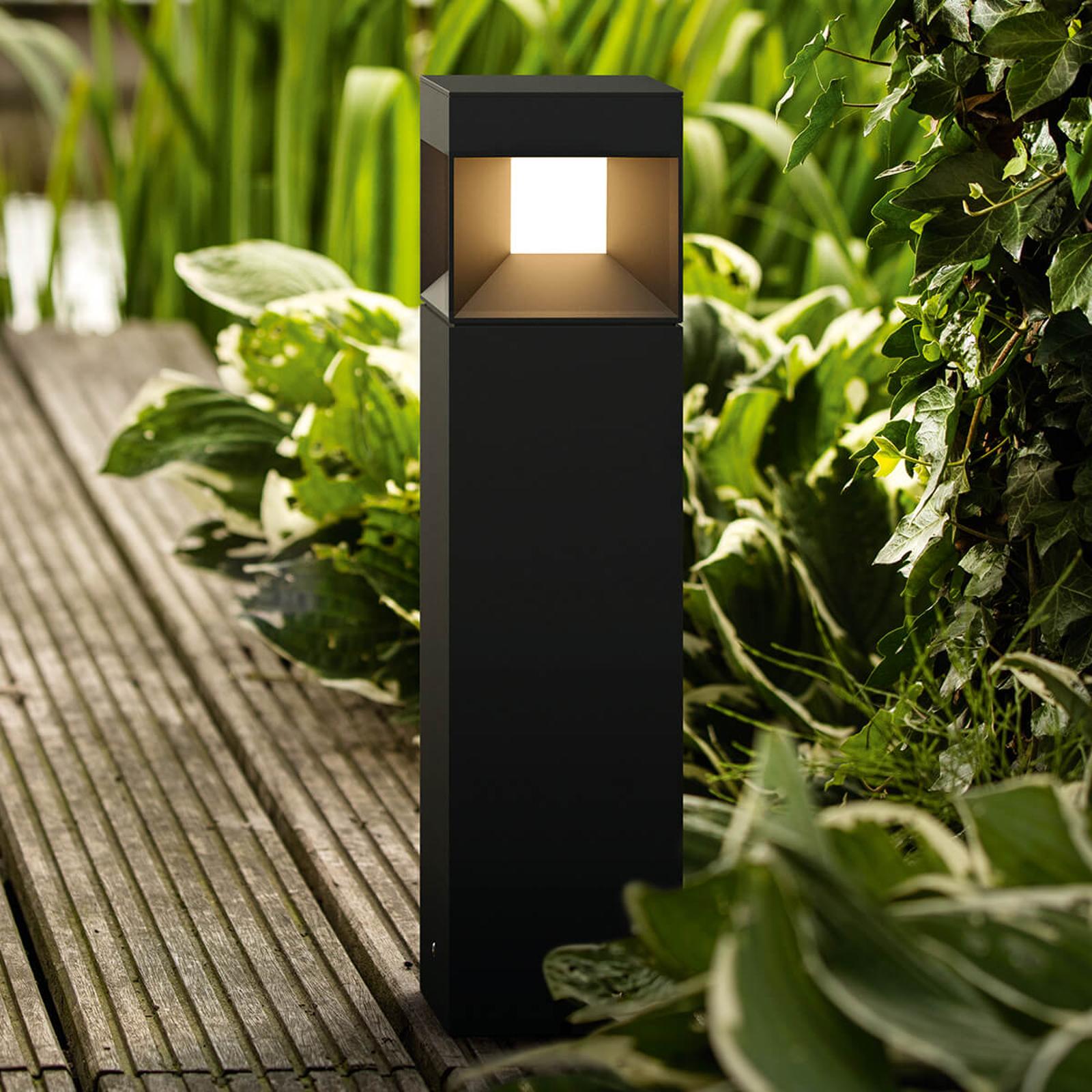Luminaire pour socle LED design Parterre