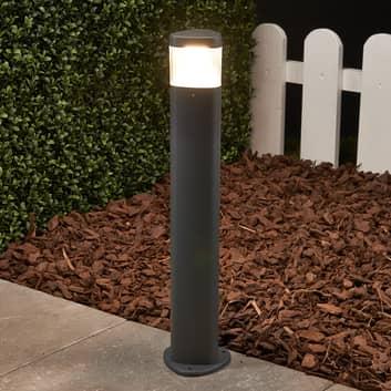 Lampione Milou, a LED, alluminio