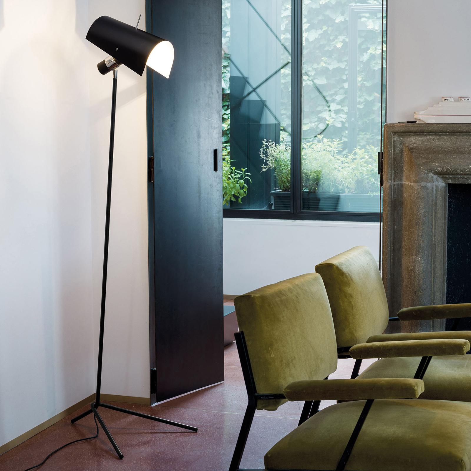 Nemo Claritas lampadaire de designer, mobile