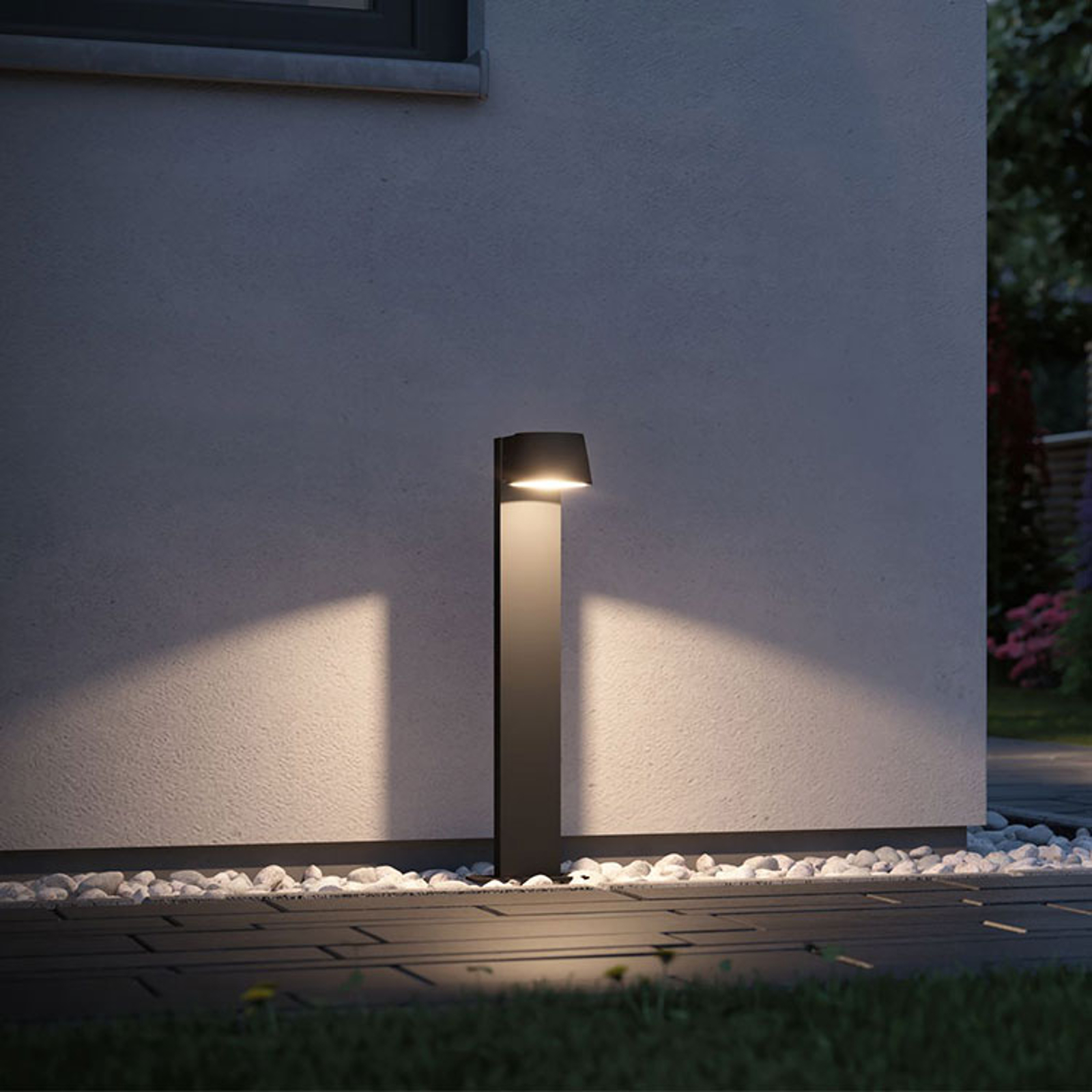 Paulmann Capea LED-Sockelleuchte