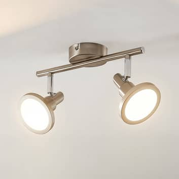 Lindby Unnur LED-Strahler, 2-flammig