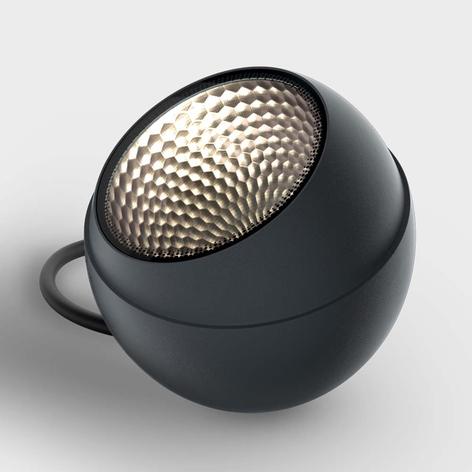 IP44.de Shot faretto a LED color antracite