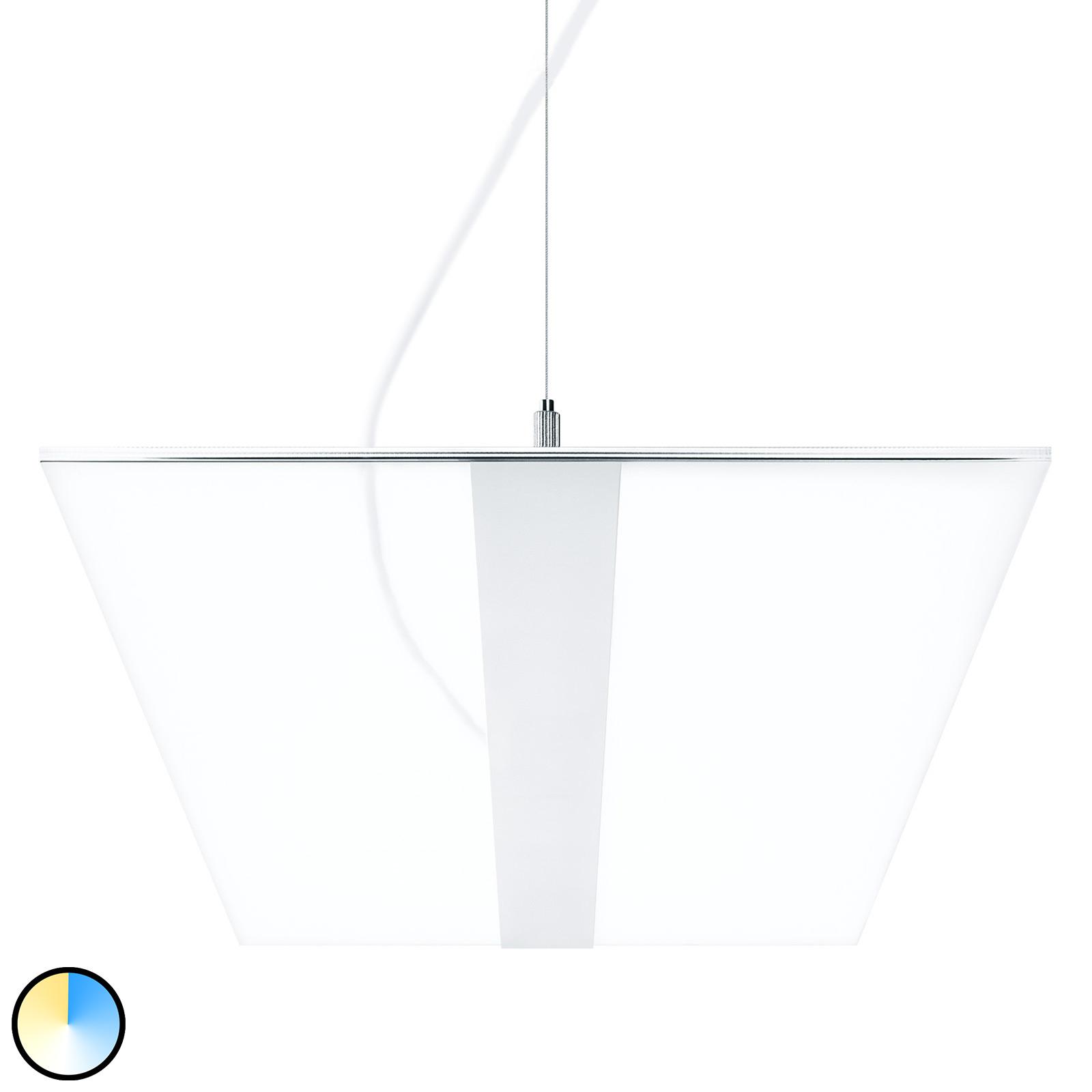 Zumtobel Vaero LED-Hängeleuchte 2700-6500K weiß