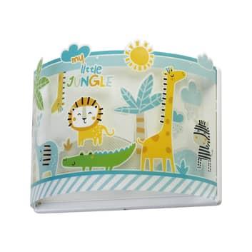 Little Jungle væglampe til børneværelset med stik