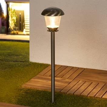 LED solcellelampe Nela til haven