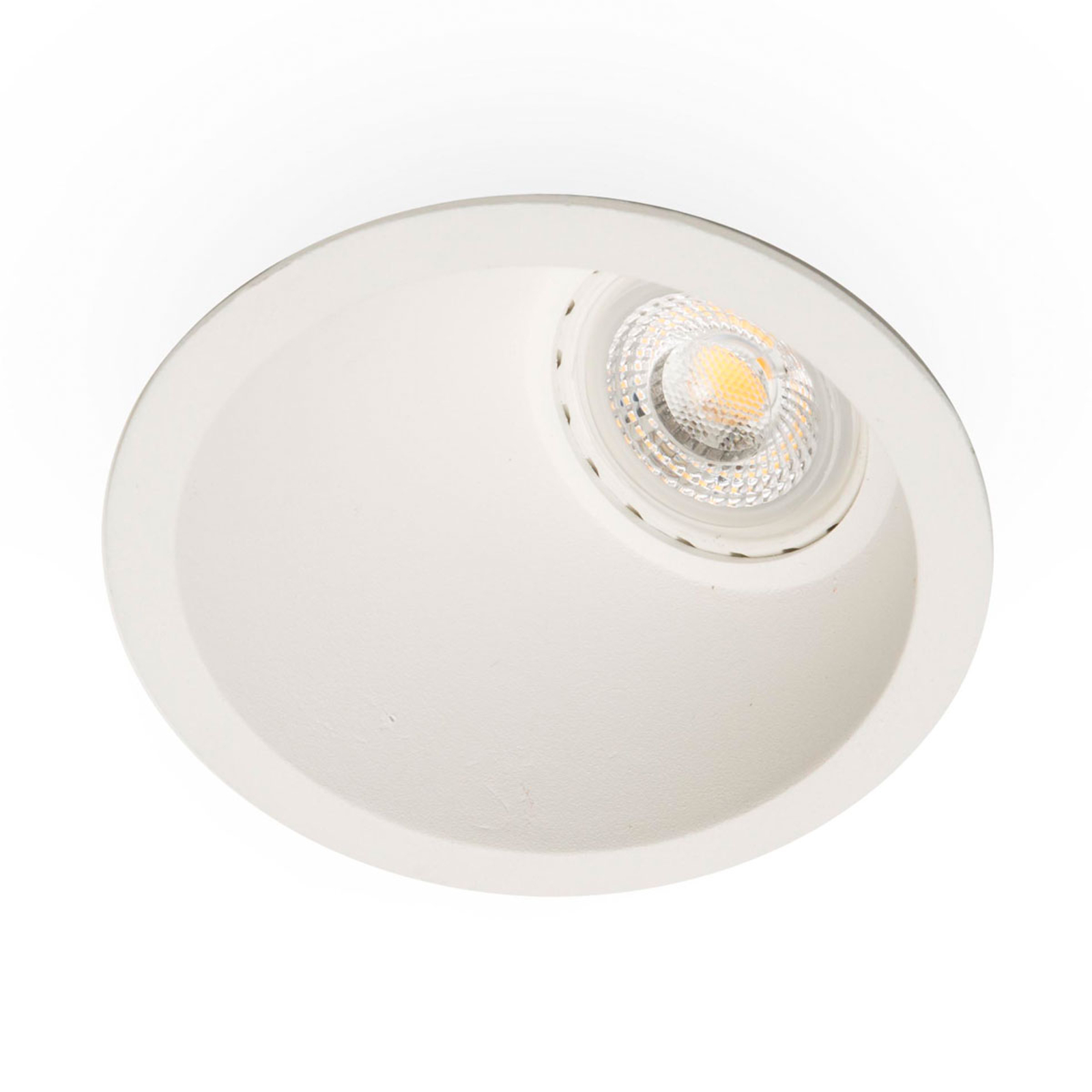Downlight Fresh Wall Washer in wit