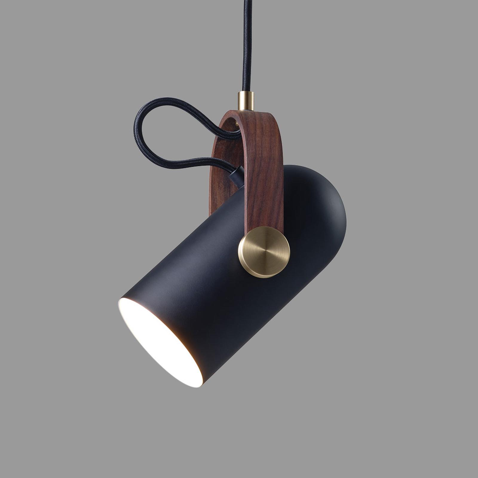LE KLINT Carronade S - závěsné světlo v černé