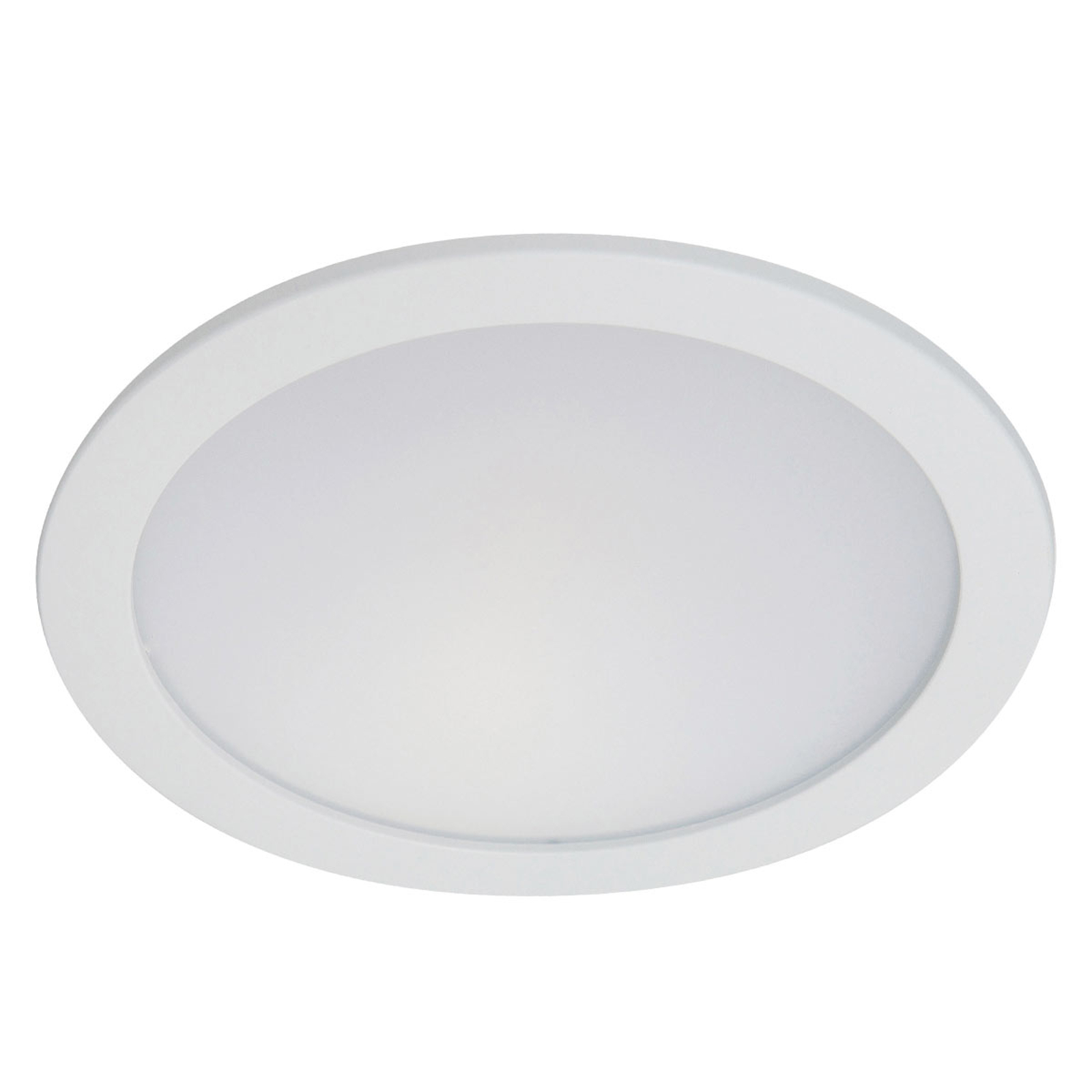 Lichtstarkes LED downlight Hony, 43W, 4.000K