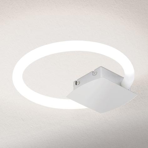 Plafón LED Karlsson en forma de anillo