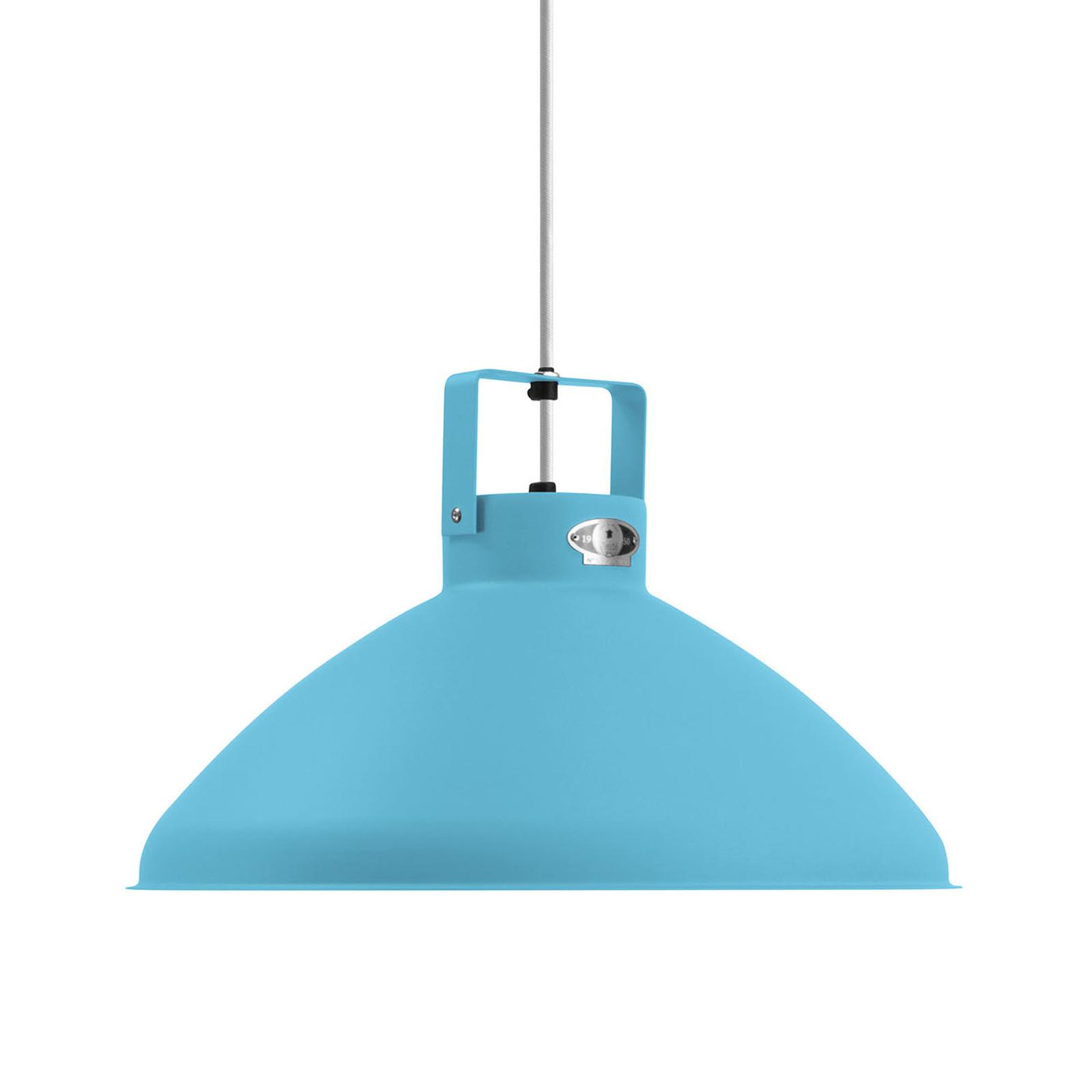 Jieldé Beaumont B360 hanglamp lichtblauw mat