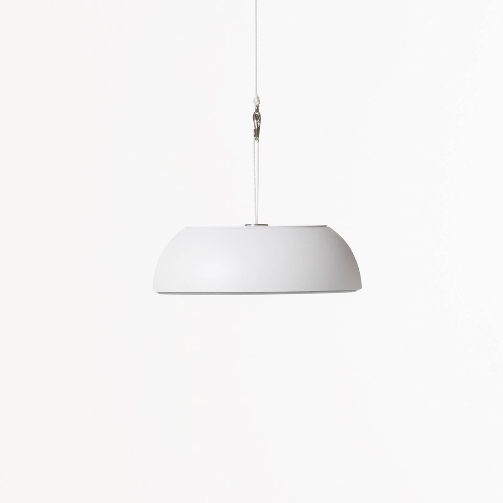 Axolight Float LED-Hängeleuchte, weiß