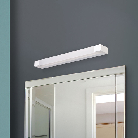 Lampada LED da specchio Marilyn 57 cm bianco