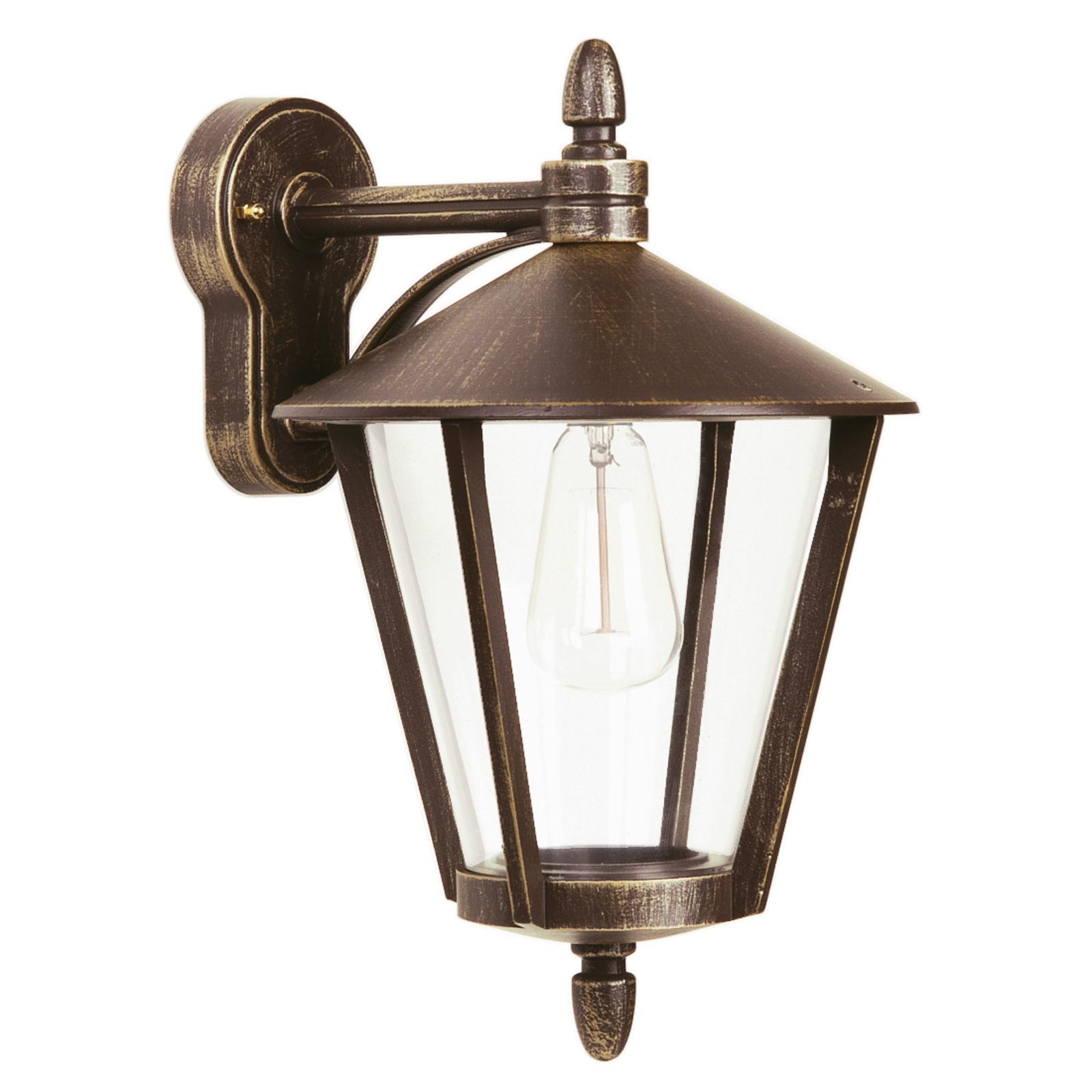 Stijlvolle buitenwandlamp 665 B