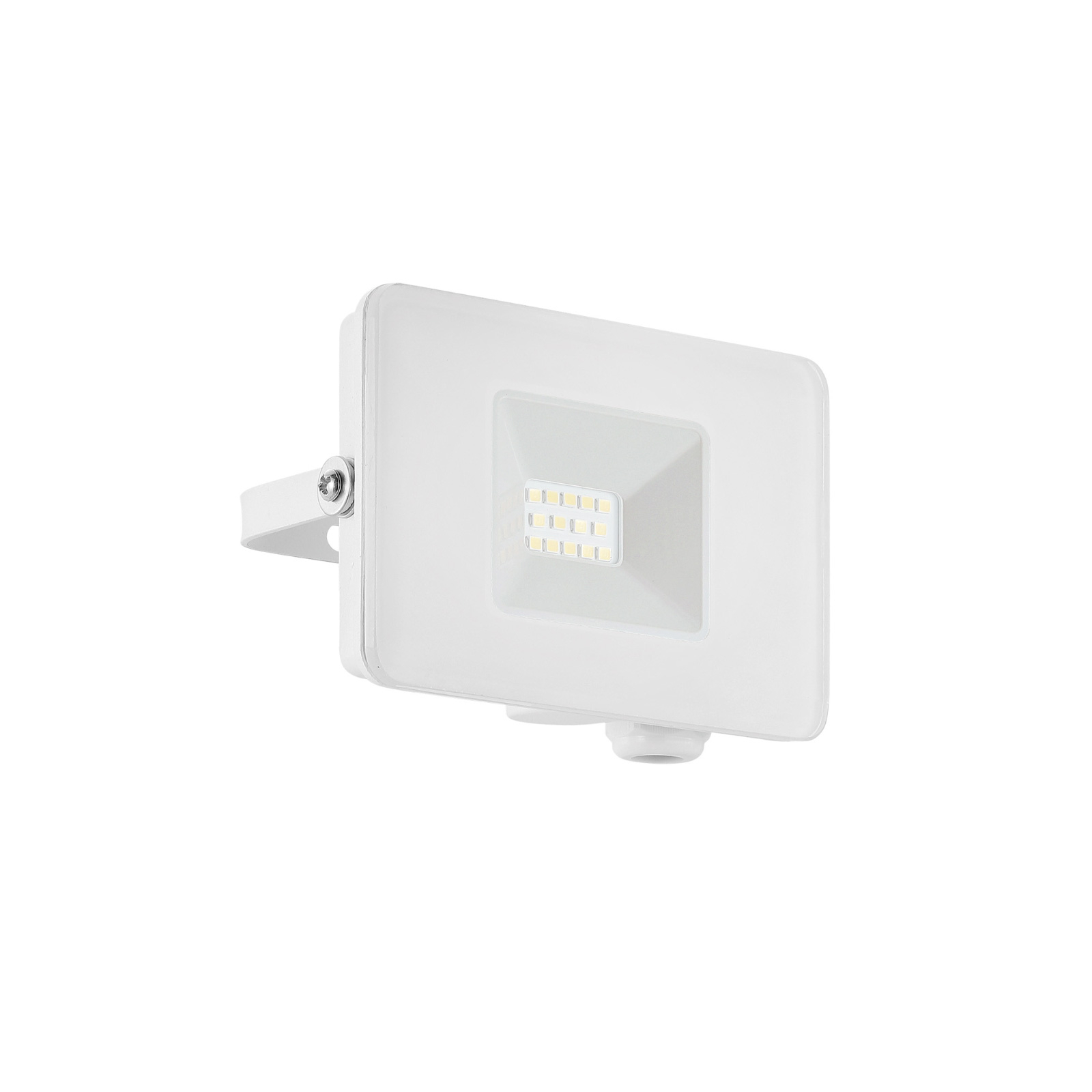 LED buitenspot Faedo 3 in wit, 10W