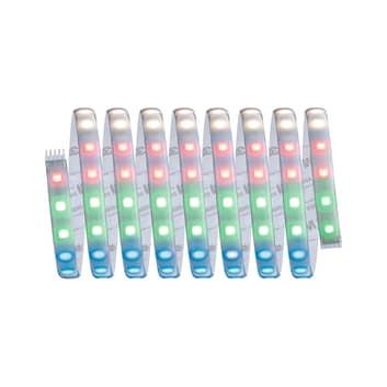 Längd 300 cm - LED-Remsa Grund-set RGB + varmvitt