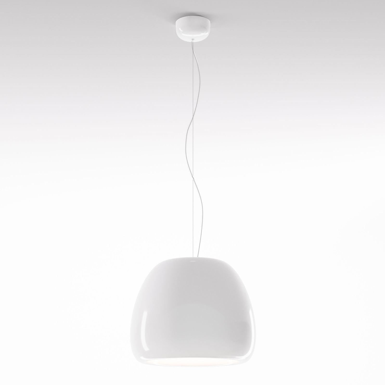 Rotaliana Pomi H2 Hängeleuchte weiß Ø 41,5 cm