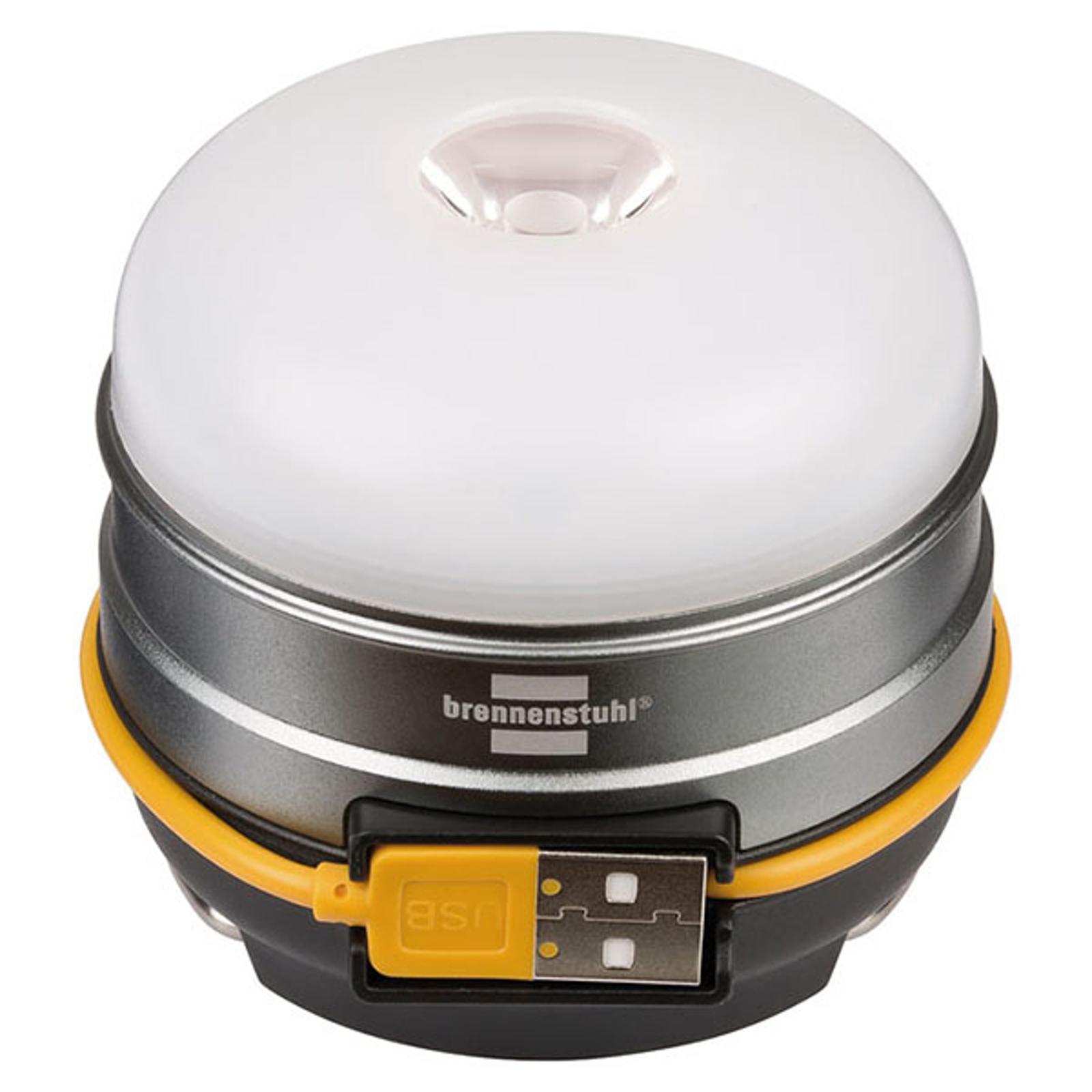 LED-batterilampe OLI 0300 A med Powerbank-funksjon