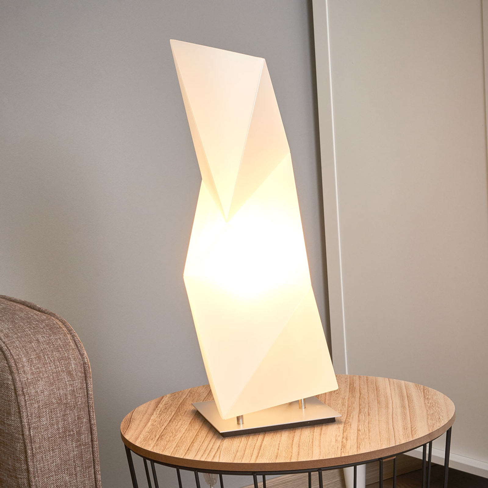 Slamp Diamond - design-tafellamp, 45 cm